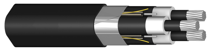 Image of AXAQ-LT 6/10(12) kV cable