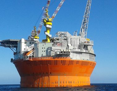 HV Offshore Goliat project