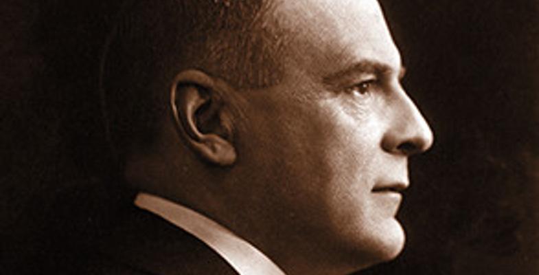 Portrait of H.P. Prior