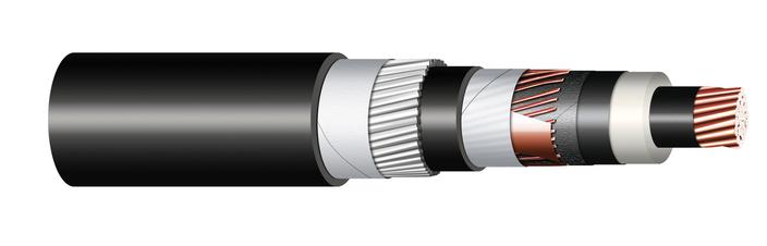 Image of medium voltage cable 10-CXEKVCEZY